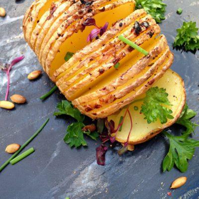 Baked Potato Bar Recipe