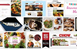 Drool Worthy Best Food Blogs List