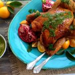 Best Garlic Roasted Chicken Recipe