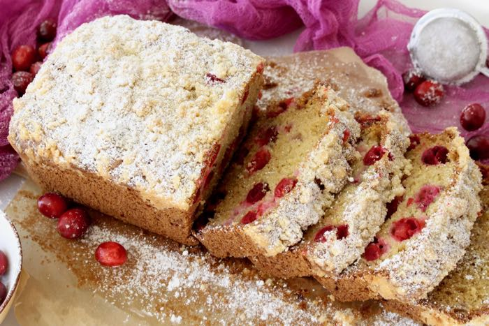 the Best Cranberry Bread Recipe