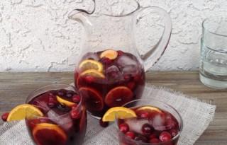 Cranberry Orange Sangria Recipe