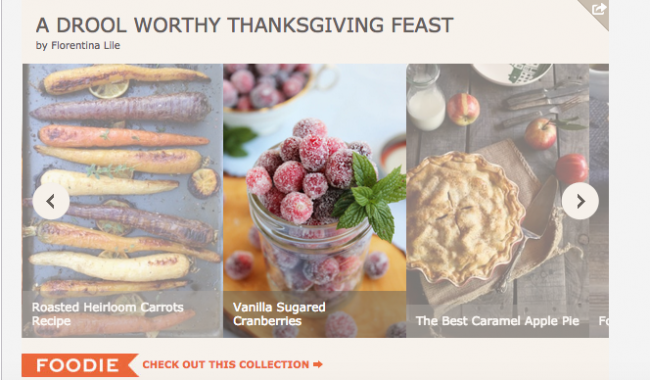 A Drool Worthy Thanksgiving Feast