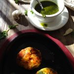 Shrimp Polenta Cakes Recipe