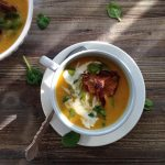 Chanterelle Soup Recipe