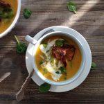 Chanterelle Soup Recipe