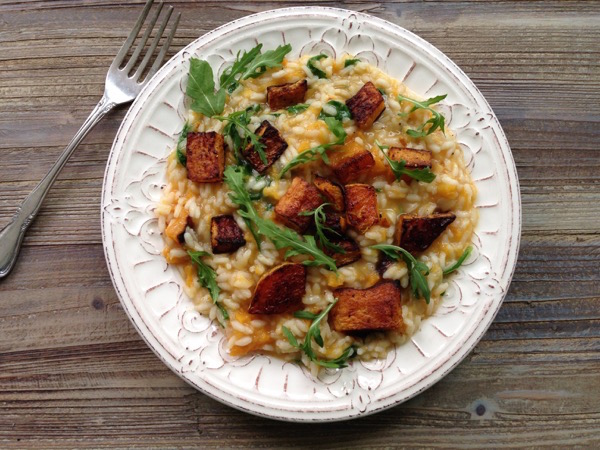 Roasted Butternut Squash Risotto Recipe • CiaoFlorentina