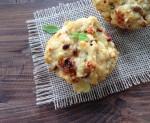 Sun Dried Tomato Goat Cheese Muffins Recipe