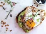 Breakfast Avocado Toast Recipe