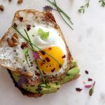 Breakfast Avocado Toast Recipe