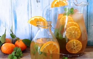 Fresh Start Mandarin Green Tea Recipe
