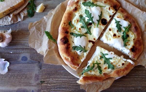 Rustic Pizza Bianca Recipe