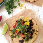 Argentinian Shrimp Tacos Recipe