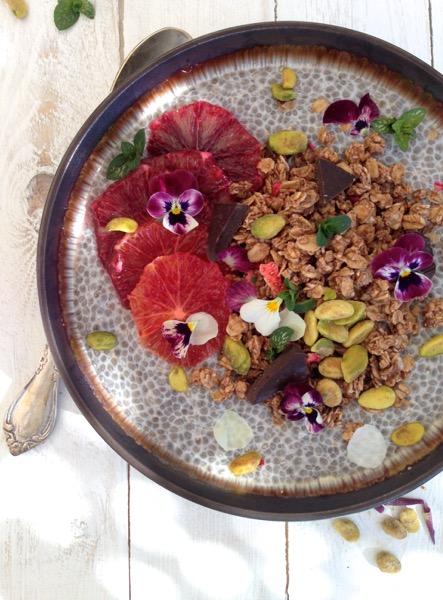 Chia Bowl Parfait Recipe