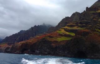Kauai Napali Coast , Whispers from my 100 Years Old Self