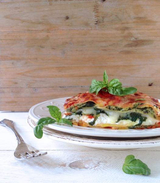 Ravioli Lasagna Florentine Recipe