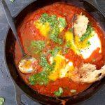 Sicilian Eggs In Hell Recipe Uova in Purgatorio