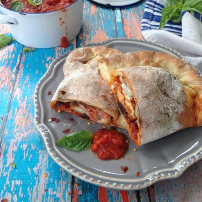 Chicken Calzone Recipe