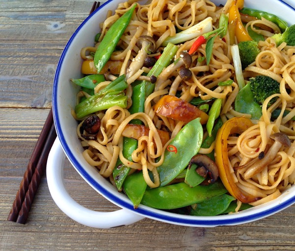 Healthy Stir Fry Sauce Recipe