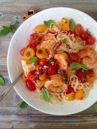 tomato basil pasta sauce