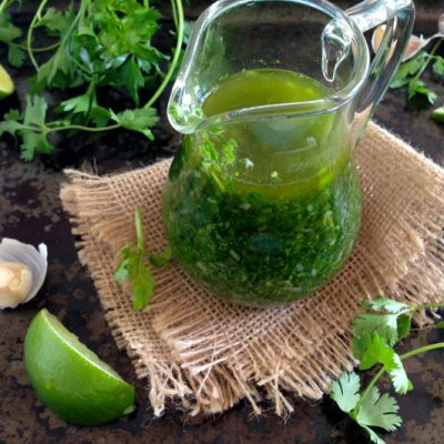 Best Chimichurri Sauce Recipe