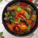 Heirloom Tomato Gazpacho Recipe