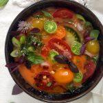 Heirloom Tomato Gazpacho Recipe