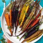 Heirloom Roasted Carrots Recipe