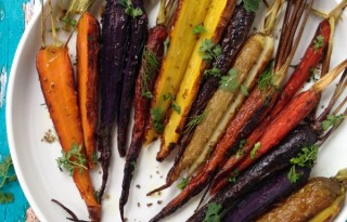 Sea Salt Roast Carrots Recipe