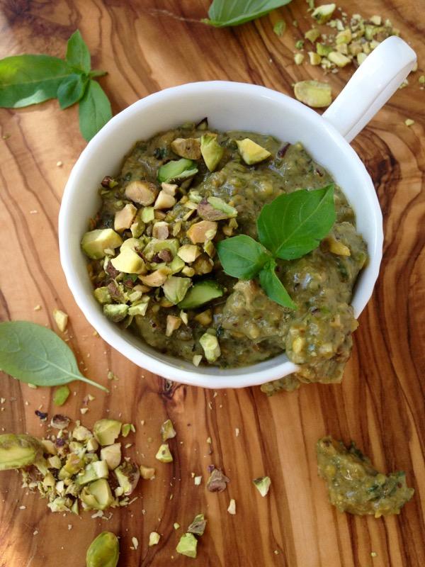 Sicilian Pistachio Pesto Recipe