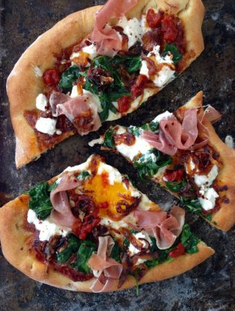 Egg Pizza Recipe