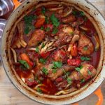 Italian Chicken Cacciatore Recipe