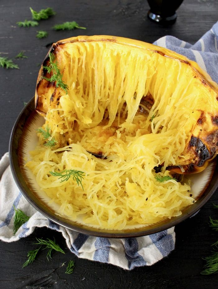 Roasted Spaghetti Squash Recipe Ciaoflorentina