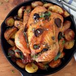 Truffle Chicken & Sage Potatoes