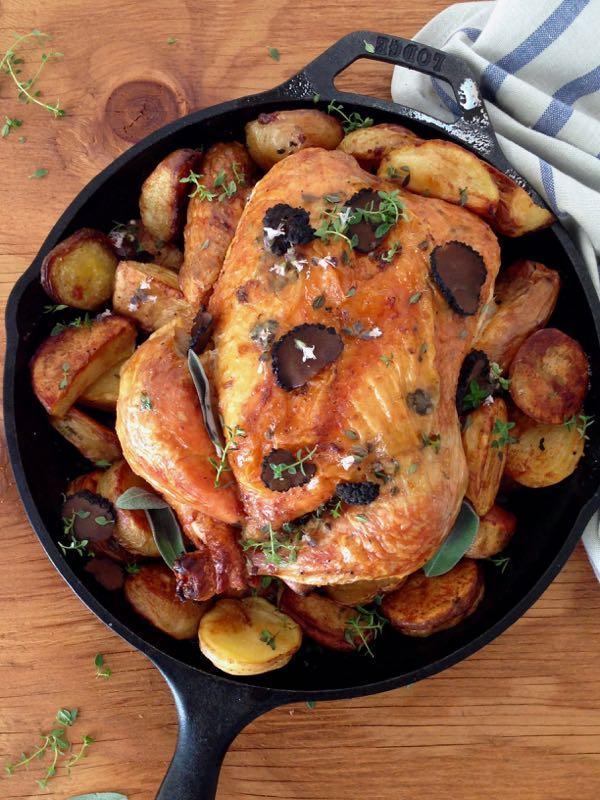 Truffle Chicken