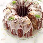 Mascarpone Olive Oil Banana Bread Bundt Cake Recipe
