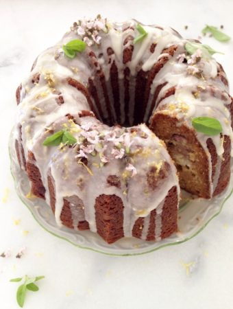 Mascarpone Olive Oil Banana Bread Bundt Cake Recipe