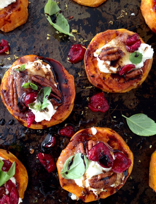 Sweet Potato Appetizer