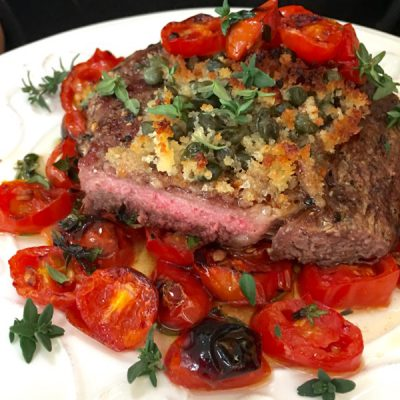 Italian Steak Recipe -Palermo Style