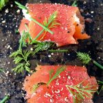 Smoked Salmon Appetizers Recipe