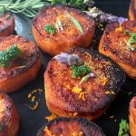 Sweet Potato Rounds with Brown Sugar