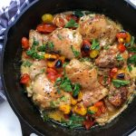 Chicken In White Wine Sauce Recipe