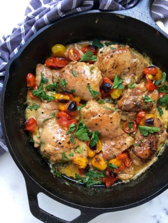 Chicken In White Wine Sauce Video