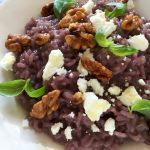 Red Wine Risotto Recipe