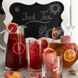 Brunch Party - How To Host an Iced Tea Brunch Party Tutorial