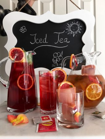 Brunch Party – How To Host an Iced Tea Brunch Party Tutorial