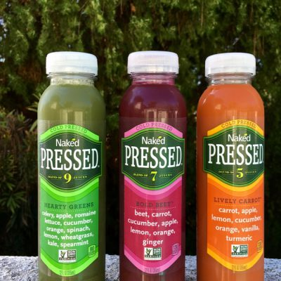 Cold Pressed Juicery with Naked Cold Pressed Juice