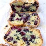 Blueberry Lemon Olive Oil Bread Recipe