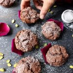 Chocolate Ricotta Muffins Recipe ( Olive Oil Muffins )