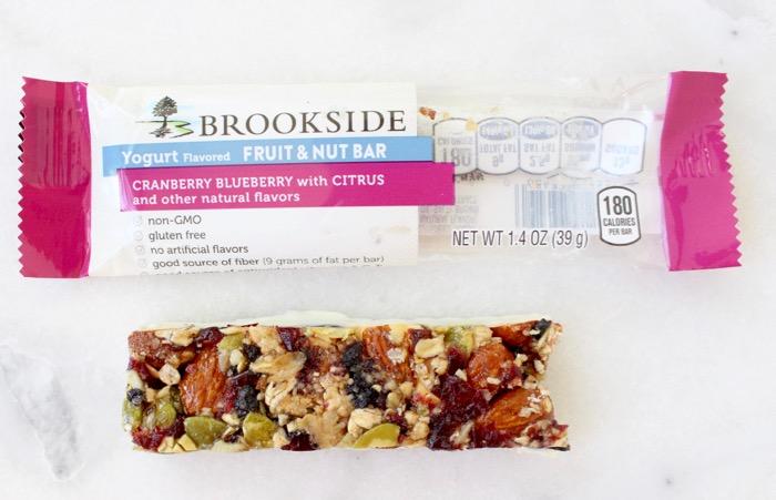 Brookside Yogurt Flavored Fruit & Nut Bars Launch