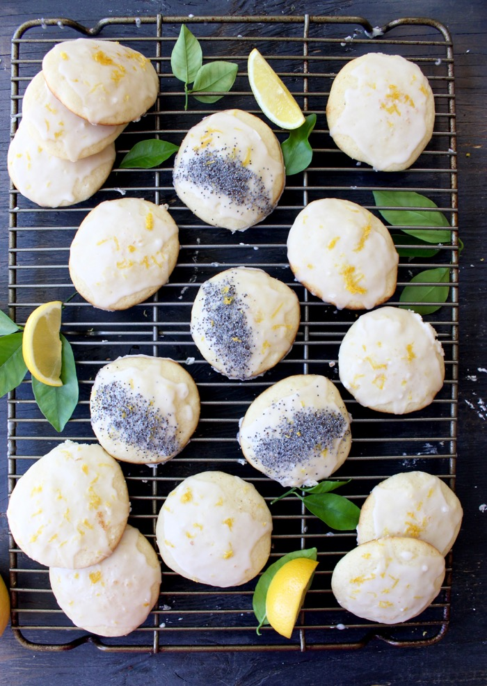 Lemon Ricotta Cookies Recipe